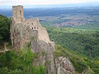Château du Girsberg castle