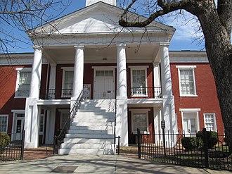 Pittsylvania County, Virginia - Image: Chatham, Virginia (8597834802) (2)