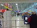 Checkouts at Tesco, St Stephen's Centre - geograph.org.uk - 659358.jpg