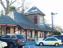 Chesapeake Beach Station Dec 08.JPG