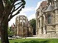 Chevet Cathédrale et ruines - panoramio.jpg
