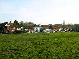 Chiddingfold - Image: Chiddingfold Green