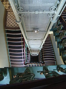 Chief Secretary Stairwell 237