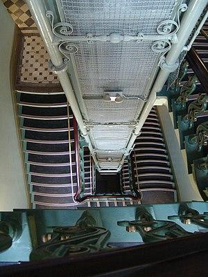 Chief Secretary's building - Image: Chief Secretary Stairwell 237