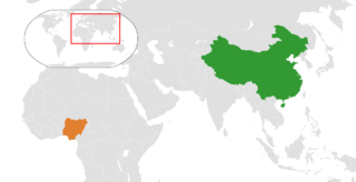 China–Nigeria relations Diplomatic relations between the Peoples Republic of China and the Federal Republic of Nigeria