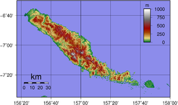 Choiseul Topography.png