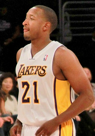 Chris Duhon - Duhon with the Los Angeles Lakers in November 2012