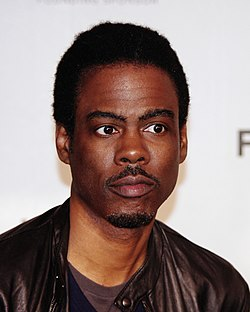 Chris Rock 2012.