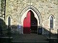 Christ Church, Cockermouth, Doorway - geograph.org.uk - 553013.jpg
