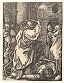 Christ Expelling the Money Lenders, from The Small Passion MET DP820440.jpg
