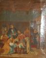 Christian Emil Andersen - Valdemar og Absalon i Fjenneslevlille - 1843.png