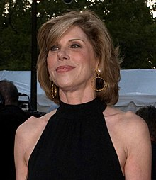 Christine Baranski - the beautiful, gracious, friendly, fun,  actress  with Polish roots in 2018
