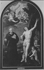 Die hll. Sebastian und Nikolaus von Tolentin