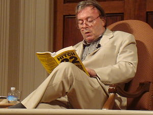 Christopher Hitchens bibliography - Christopher Hitchens reading his book Hitch-22 (2010).