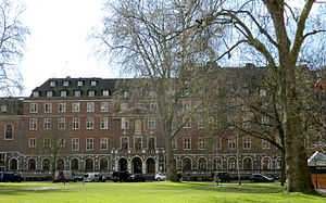 United Nations Security Council - Church House in London where the first Security Council Meeting took place on 17 January 1946
