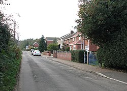 Church Lane in Burgh Castle - geograph.org.uk - 1577344.jpg