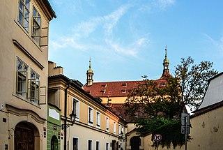 Saint Castulus Church, Prague church in Prague