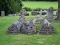 Churchyard, St Mary's Church, Codford St Mary - geograph.org.uk - 951261.jpg
