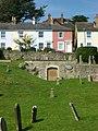 Churchyard, St leonard, Hythe.jpg