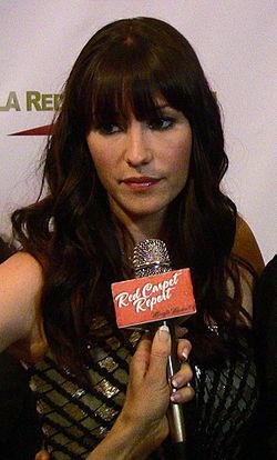 Chyler Leigh 2011.