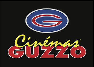 Cinémas Guzzo - Image: Cinemas Guzzo Logo