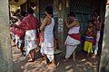 Circumambulatory Devotees - Gajan - Panchananda Mandir - Narna - Howrah 2014-04-14 0320.JPG
