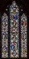 Cirencester, St John the Baptist church, Window (43458417020).jpg