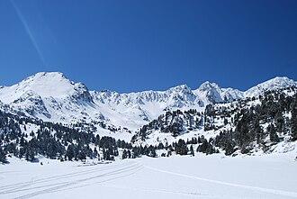 Geology of Andorra - Cirque de Pessons