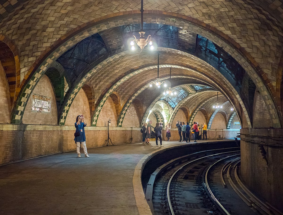 Long Island Subway Art
