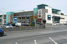 City Limits, Oranmore - geograph.org.uk - 1262192.jpg