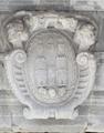Ciudad Real (RPS 20-07-2012) Palacio de Medrano, escudo de los Treviño.png