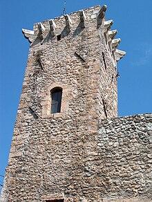 La torre di Civitaretenga