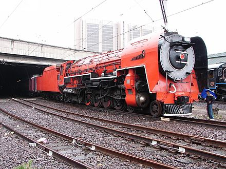 South African Class 26, the Red Devil Class 26 3450 (4-8-4) 35.JPG