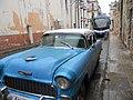 Classic cars in Cuba, Havana - Laslovarga027.JPG