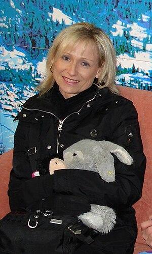 Claudia Leistner - Leistner in 2010