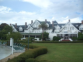 Belleview-Biltmore Hotel - Image: Clearwater B B hotel 01
