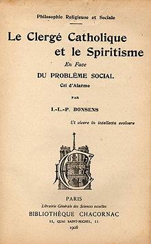 spiritisme � wikip233dia