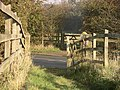 Close the gate behind you^ - geograph.org.uk - 82332.jpg