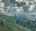Close up of park fire, Jerusalem (526748898).jpg