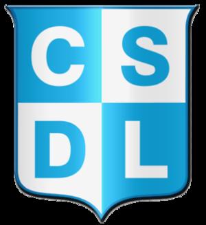 Club Social y Deportivo Liniers - Image: Club liniers logo