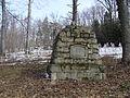 Cmentarz z I wojny światowej na wzgórzu Pustki (Łużna) 4.JPG