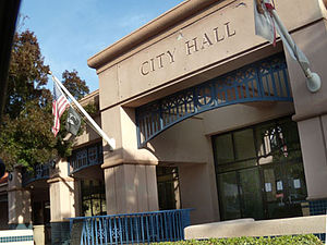 Coalinga, California - Coalinga City Hall