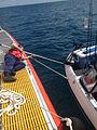 Coast Guard, good Samaritan rescue 2 near Port Washington, Wis. 140708-G-ZZ999-002.jpg