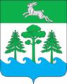 Coat of arms Konakovo (Tver oblast) Russia 2007.png
