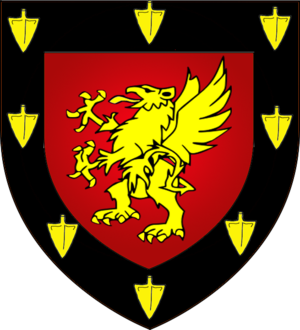 Dippach - Image: Coat of arms dippach luxbrg