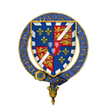 Coat of arms of Sir Charles Somerset, KG.png