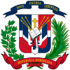 Coat of arms of the Dominican Republic.svg