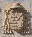 Coats of arms in Rua Santo Antonio.JPG