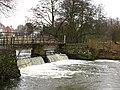 Cod Beck Weir, Thirsk - geograph.org.uk - 1718027.jpg