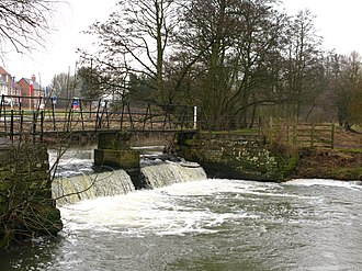 Hambleton District - Cod Beck Weir, Thirsk
